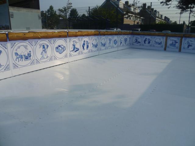 (SC01)Schaatsbaan 40m2
